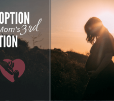 "Did you recently discover ""I'm pregnant?"" If you are surprised and this is an unplanned pregnancy, consider how adoption may be an ideal option for your baby—and for you."