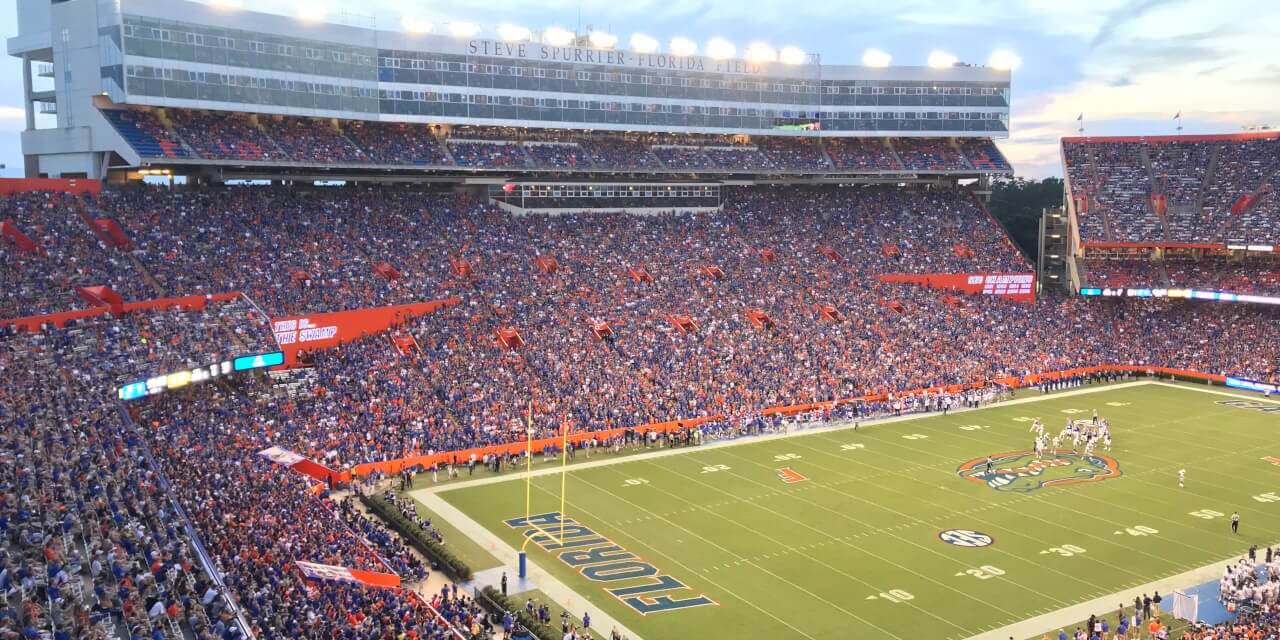 Ben Hill Griffin Stadium at Florida Field